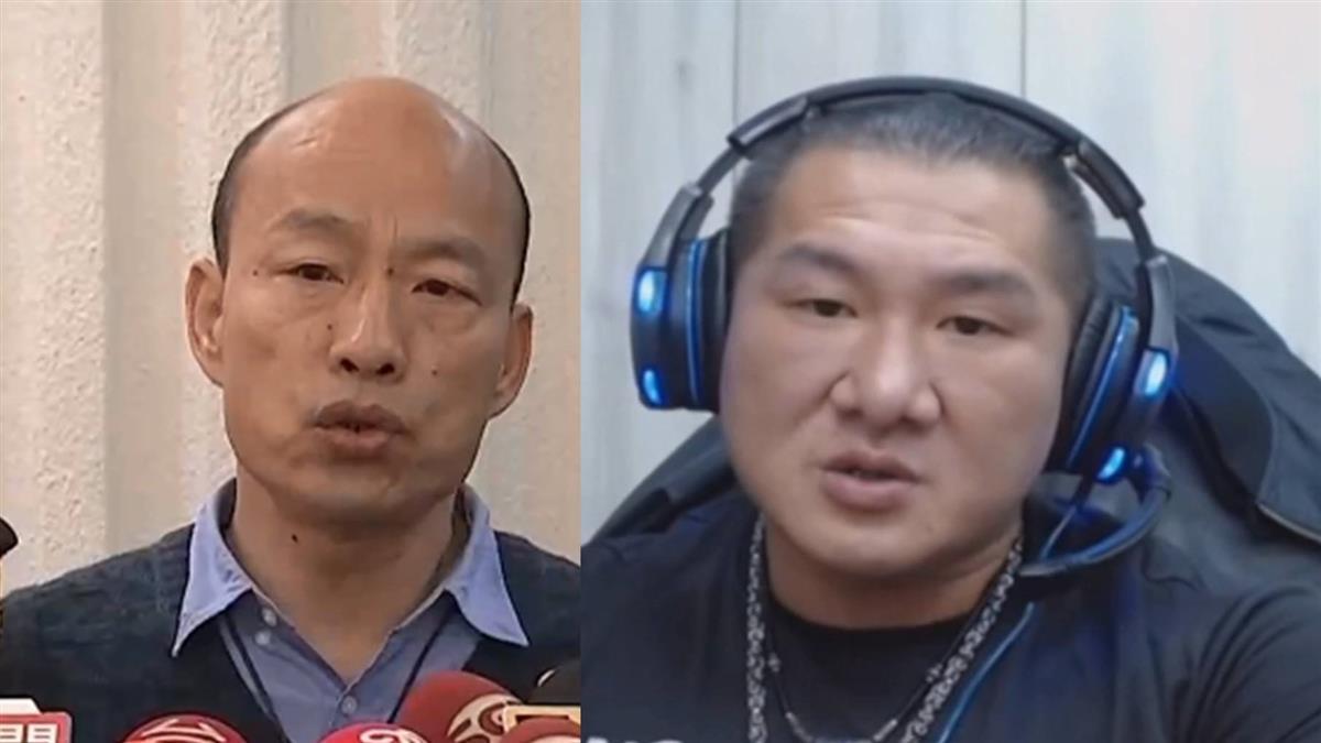 館長痛批落跑選總統 韓:價值觀相同疑誤會