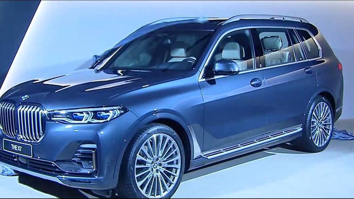 BMW推史上最大休旅 尬Honda外型升級