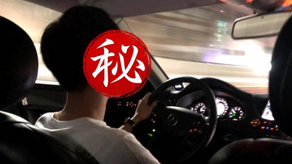 半夜叫Uber等到賓士!她嬌羞:司機背影很可以