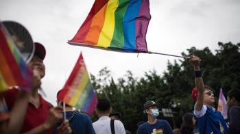 同婚法受關注!彭博社:蔡英文賭上政治生涯