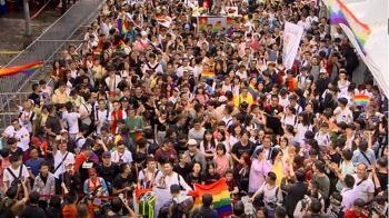 美國總統參選人桑德斯 發文賀台灣通過同婚法