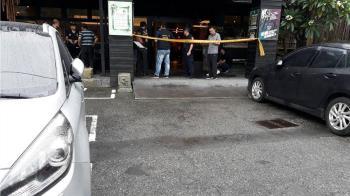 台中槍擊1死2傷!歹徒狂開26槍 夫妻無辜遭波及