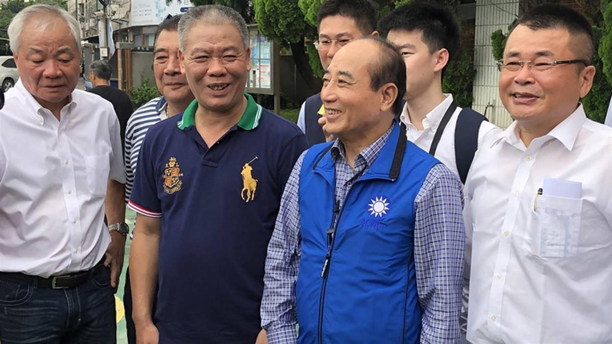 韓國瑜表態參選 王金平認為時機不會太晚