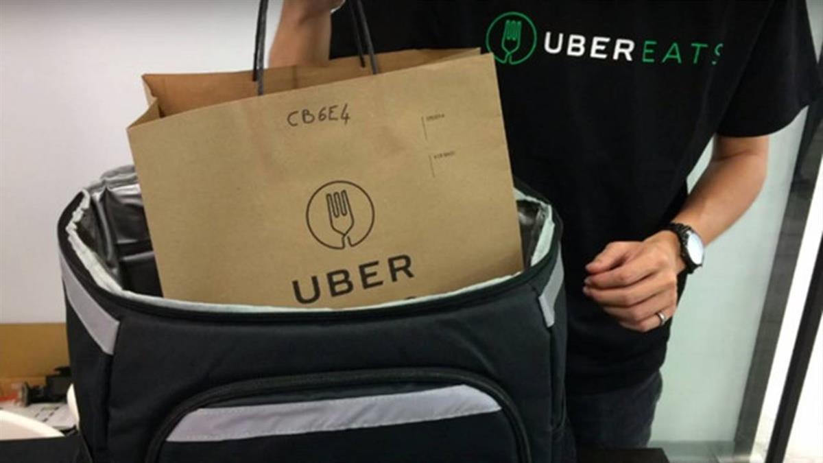 UberEats訂飲料!外送員秒摔破 他一招神解1.4萬人讚爆