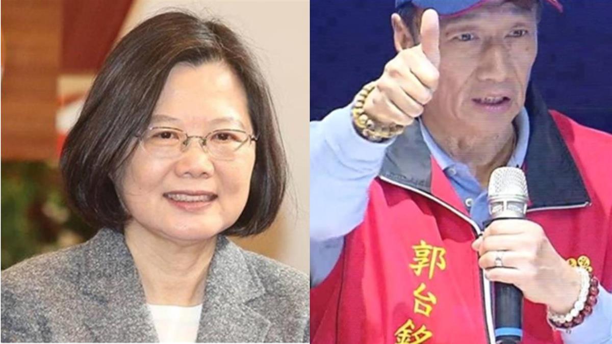 蔡總統南下高雄 反嗆郭台銘:工廠裡的年輕人想不開