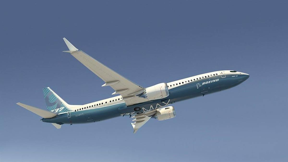 波音首度坦承 737 Max模擬器軟體有瑕疪