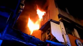 宜蘭羅東鎮診所火警 幸無人傷亡