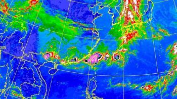 雙北降豪雨!全台7地區防大雷雨