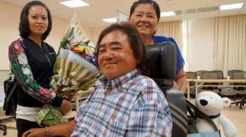 每天喝手搖飲料 輪椅男14年暴肥60公斤
