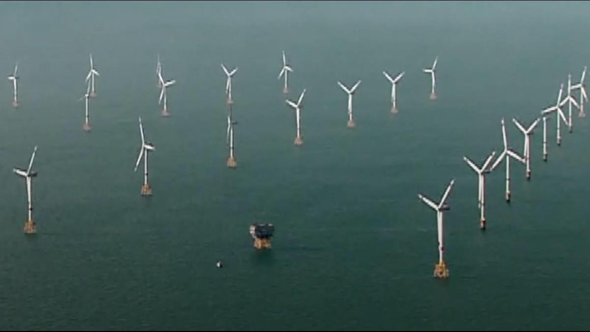 台船環海獲CIP大單! 安裝彰芳、西島62支風機