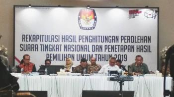 印尼總統佐科威連任成功!大勝對手10.8%