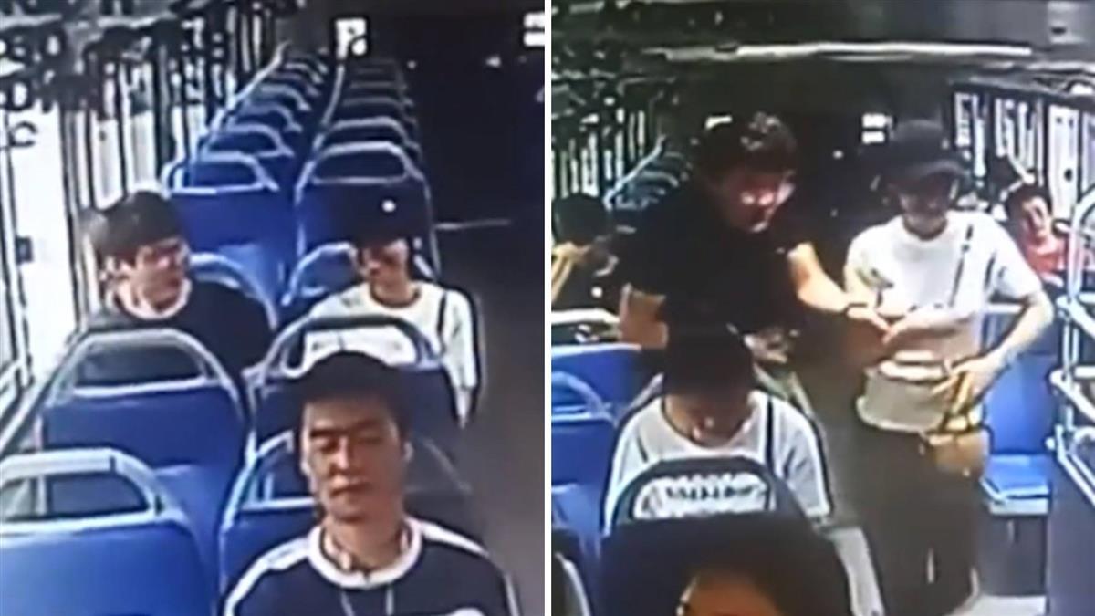 公車搭訕大胸妹 他離奇脫單!驚曝超扯巧合
