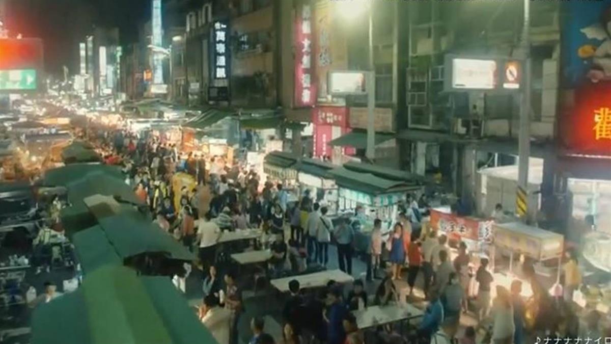 六合夜市被黑?觀光人潮被指廣告臨演