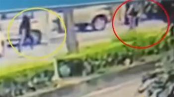 台中茶館狂射26槍 兩嫌變裝現身台北車站