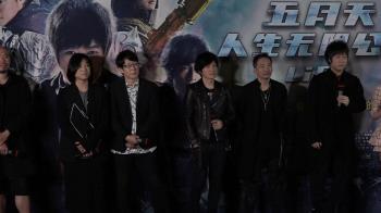 五月天新電影大陸預售冠軍 阿信:亮點在黃渤