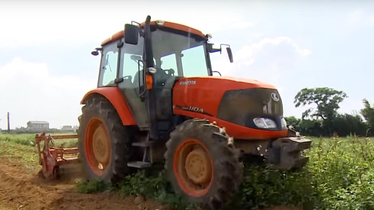 農友購買農機具 政府將補助三成