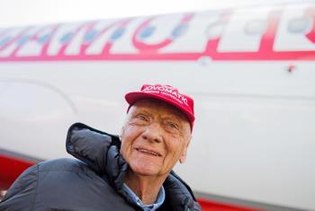 3屆世界冠軍 F1傳奇尼基勞達辭世