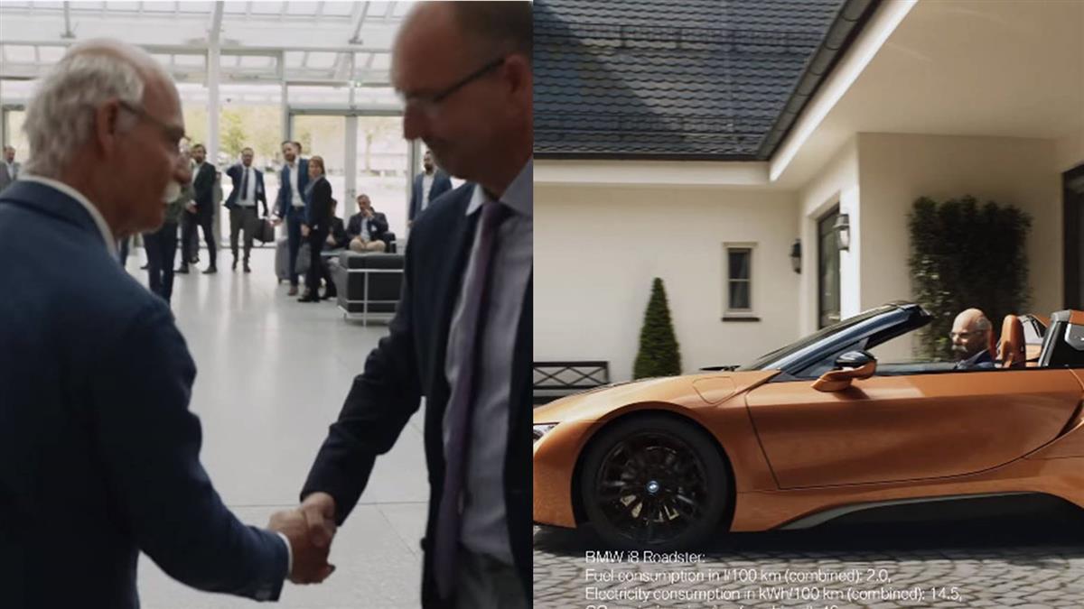 賓士執行長卸任!日領15萬退休金…改開BMW