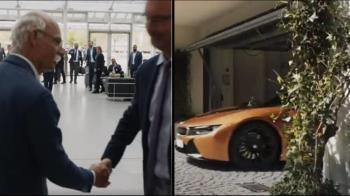 日領14萬退休金!賓士CEO改開BMW超跑做自己?