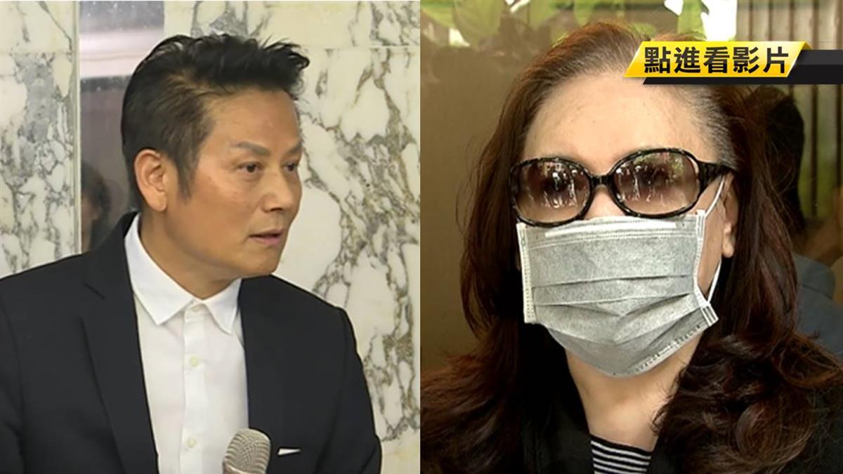 徐乃麟駁豪宅詐賭 楊女打臉:他根本騙子!