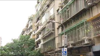 北市都更牛步?! 舊公寓裝電梯近5年僅26件