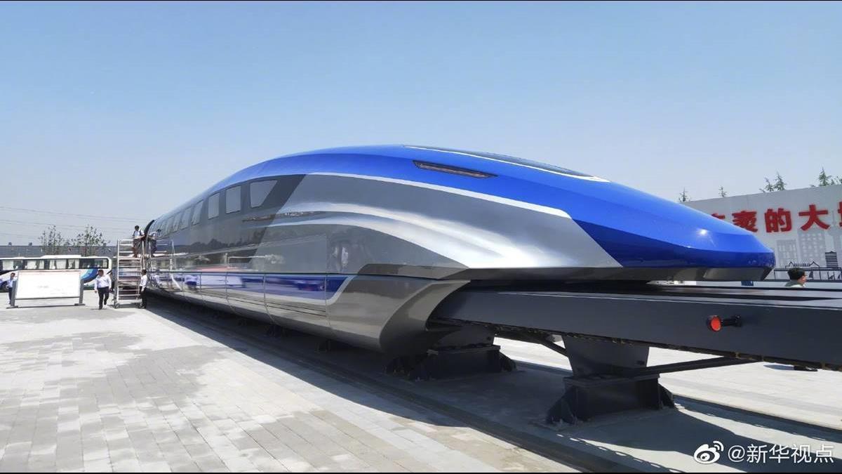 比飛機快?陸高速磁浮北京到上海僅3.5小時