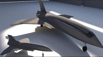 台北到紐約僅3小時?美航太公司研發超音速飛機