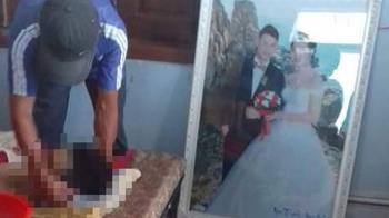 婚禮變忌日!他布置婚禮現場 遭高壓電擊亡