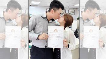 離婚2年!前MP阿翔再婚女團嬌妻 曝雙喜臨門