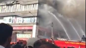 印度大火 黑煙狂竄!至少19名學生喪生