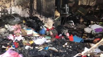 屏東民宅竄惡火!19歲小媽媽、8月大女嬰雙亡