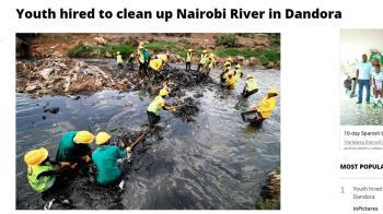 河流堵塞 淨川清出14具遺體!嬰兒超過半數