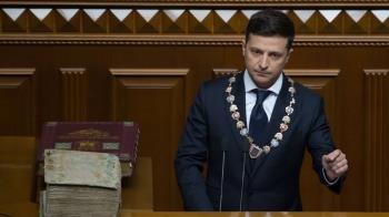 才剛就任 烏克蘭人請願要求新科總統下台