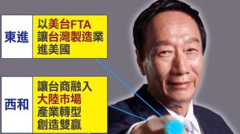 接軌全球 郭台銘擘畫台灣經濟發展藍圖