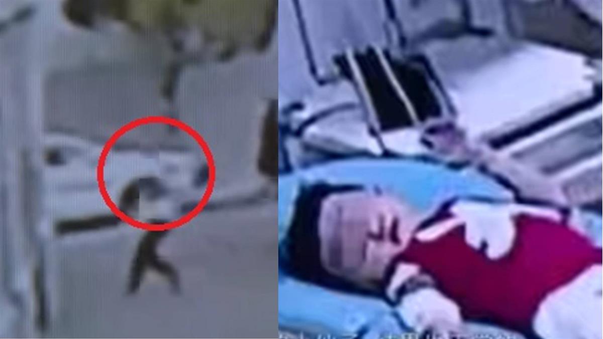 2歲童從5樓墜落!他伸手去接被砸暈 家屬哭了
