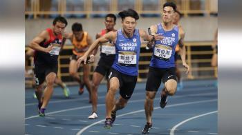 隔壁道泰國攪局 中華男子400公尺接力隊照奪金