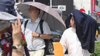 北海道127年來最高溫 帶廣市38.7度