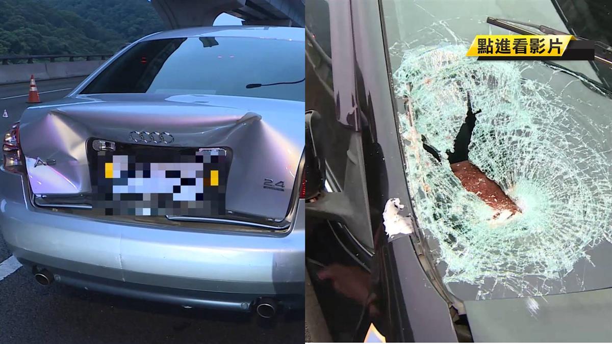 男國道攔車遭撞慘死!妻目睹崩潰:只想加油