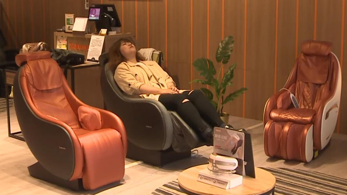 桃OUTLET唯一按摩椅品牌 開幕銷量亮眼