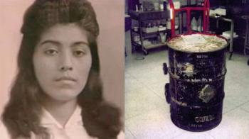 搬家發現158kg鐵桶!屋主一開驚見藏30年孕婦屍