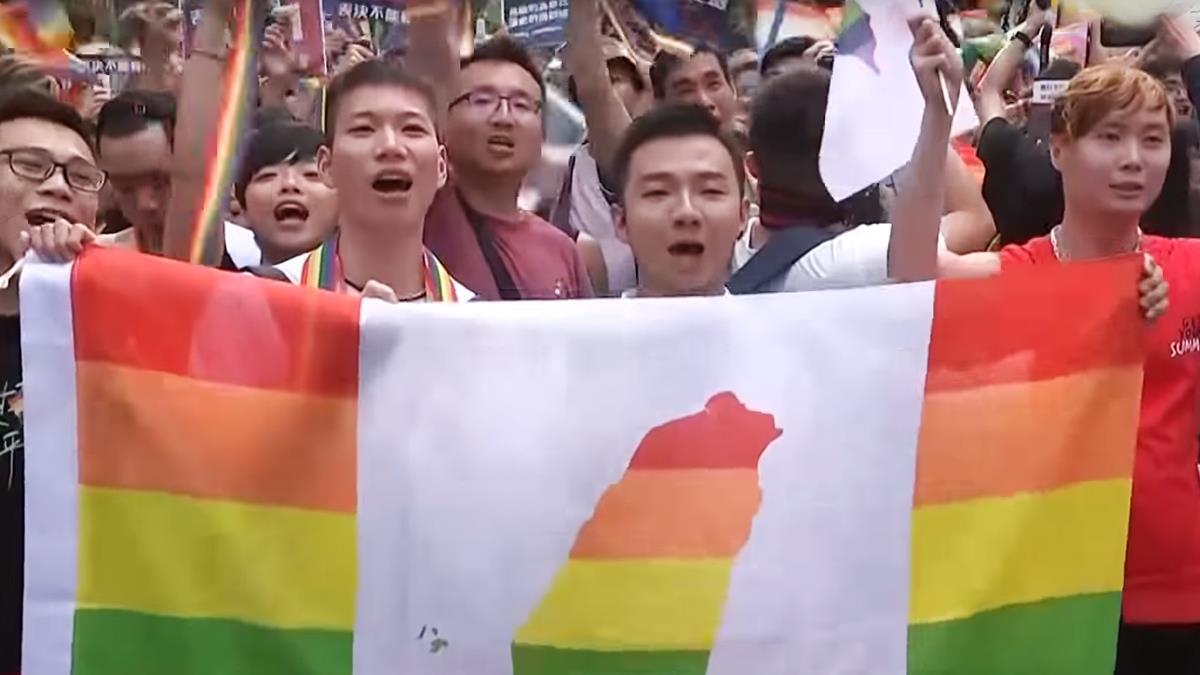 同性婚姻另立專法 符合釋憲案及公投民意