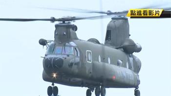 彰化戰備道三型戰機起降 總統出席視察演練