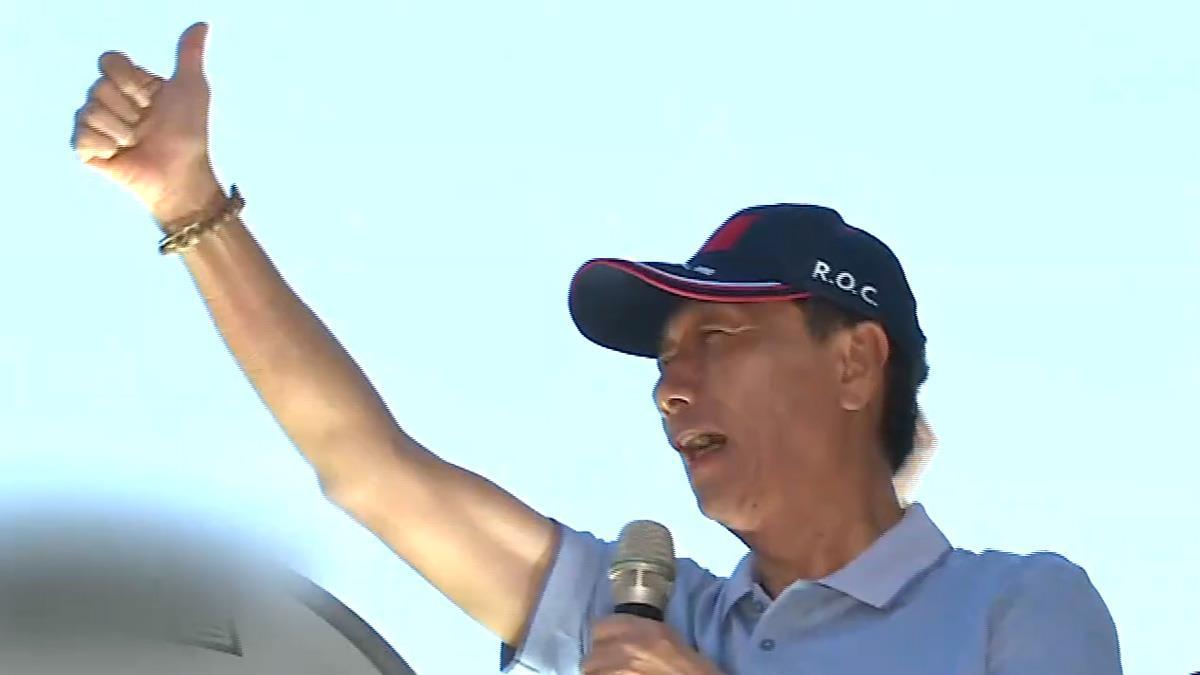 衝刺30天!NOWnews民調:郭台銘拚經濟指標首勝韓
