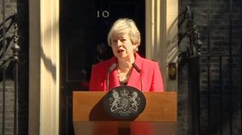 梅伊辭職前赴歐盟會議 遺憾無法脫歐