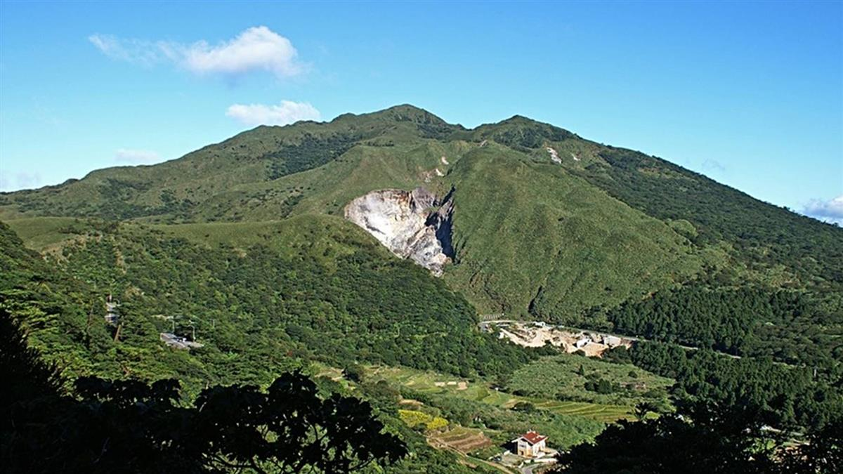 大屯火山和龜山島是活火山 平均心跳每18分鐘一次