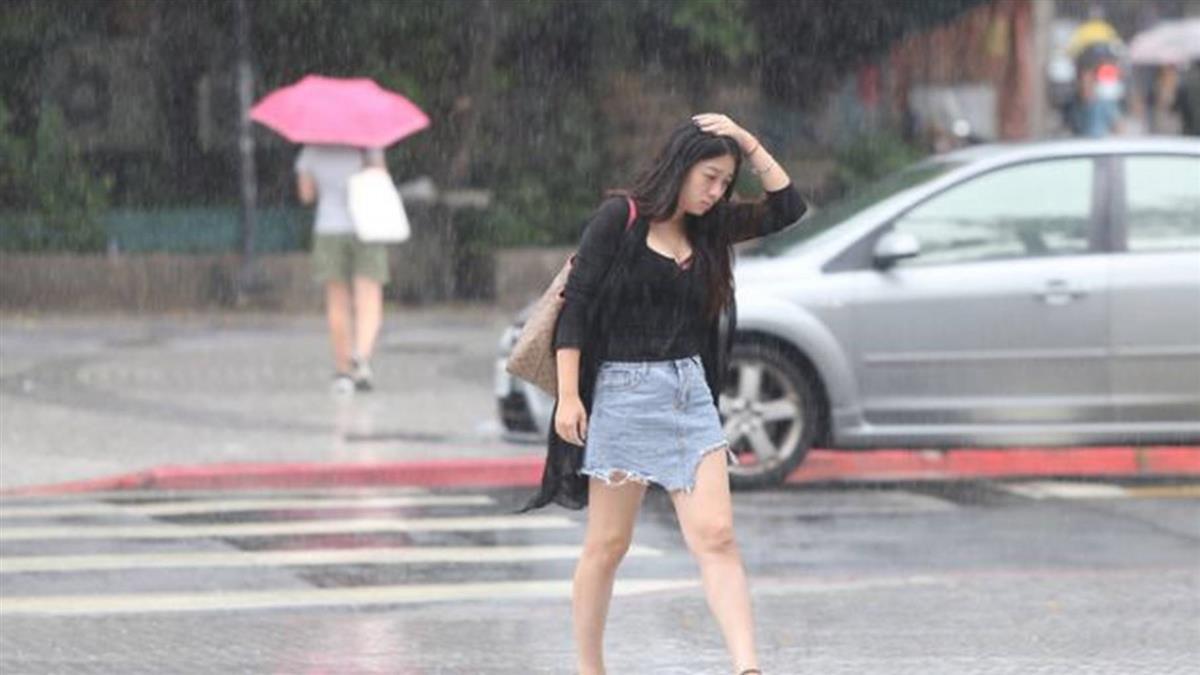 今高溫32度悶熱 明起鋒面影響雨3日