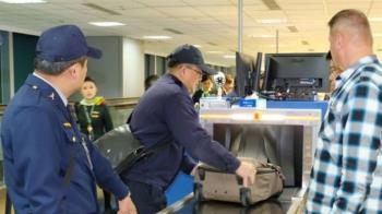 北韓爆非洲豬瘟!南韓來台 手提行李全面檢查
