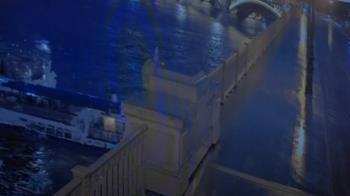 多瑙河2船驚悚相撞 7秒就沉!畫面曝光