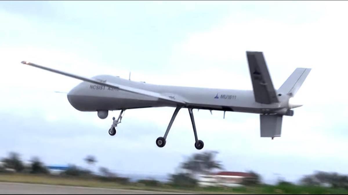 死神偵察機2.0!台製騰雲無人機砸4億換新引擎