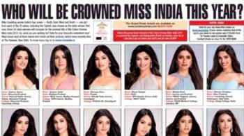 複製人?印度30位選美佳麗遭戲稱:根本同一人